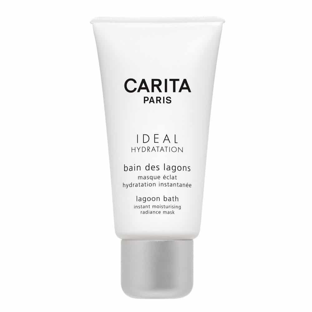 Ideal Hydratation Lagoon Bath Instant Moisturising Radiance Mask